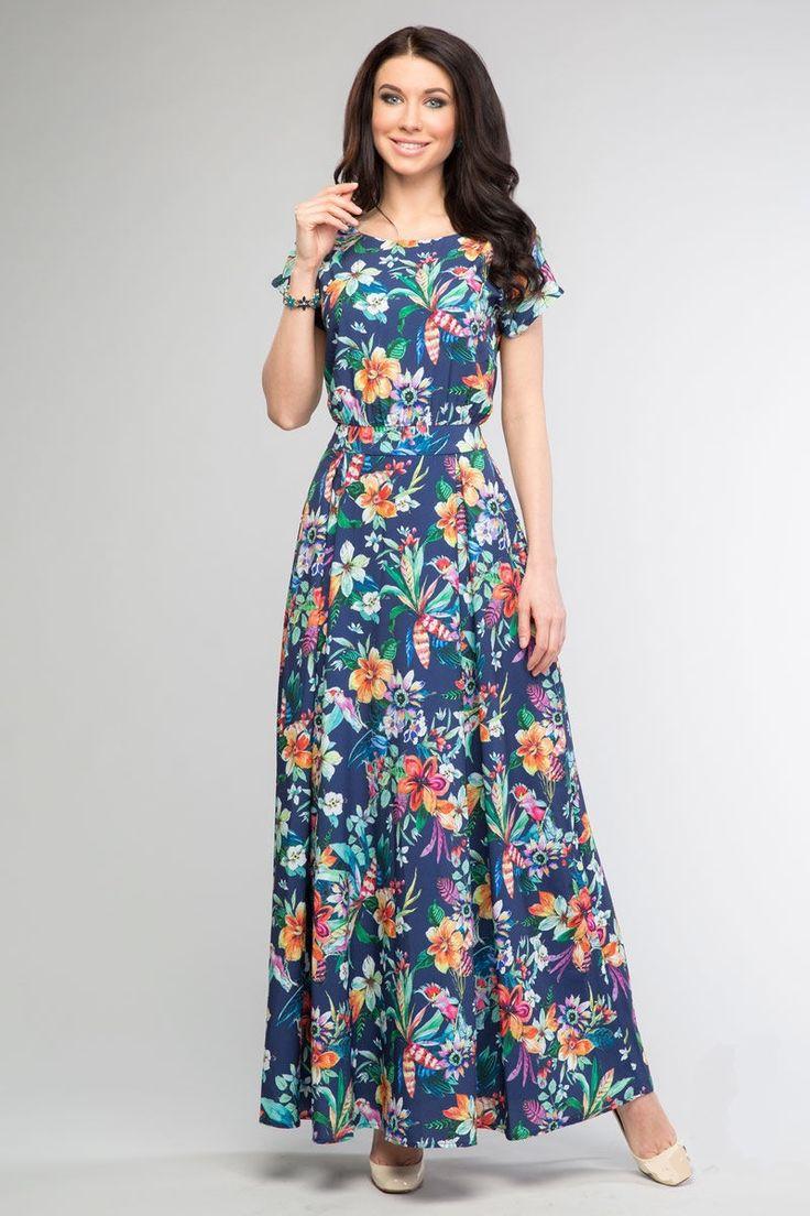 Платье в пол летние | Летние платья в пол
