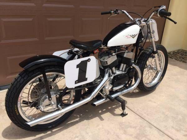 "1962 Harley Davidson KR ""Flat Tracker"""