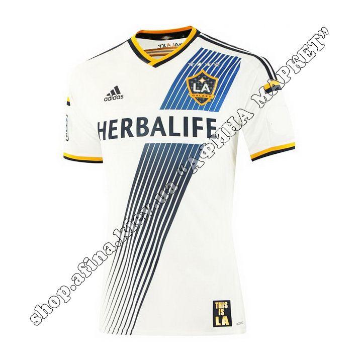 Футболка Лос-Анджелес Гэлакси Adidas 2015 домашняя