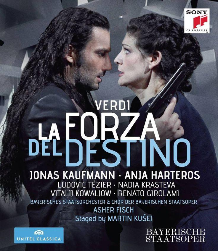Verdi: La Forza Del Destino (Blu-ray Disc)