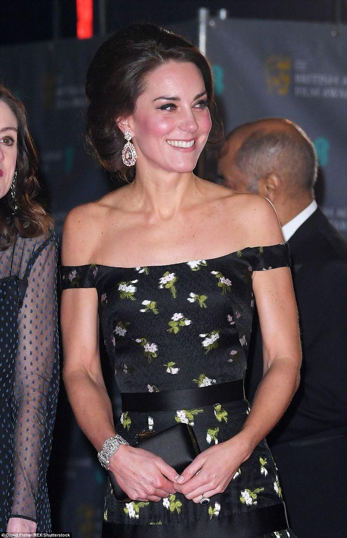 BAFTAs 2017: Red Carpet Live #dailymail