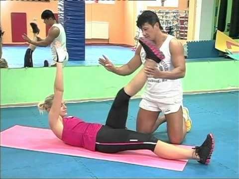 Варикоз-комплекс упражнений для лечения - YouTube