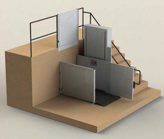 Chair lifts for stairs custom made