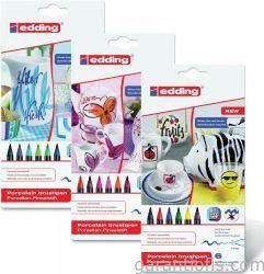 Edding 4200 Porselen Süsleme Kalemleri