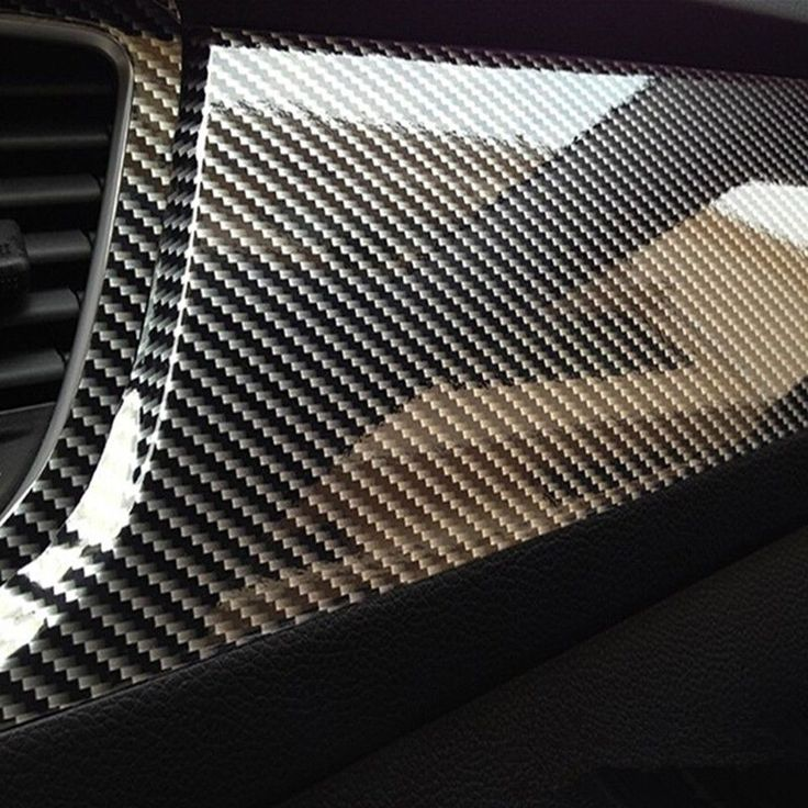 5D Vinyl Film Sheets <b>Auto</b> Car Sticker Carbon Fiber Membrane <b>High</b> ...