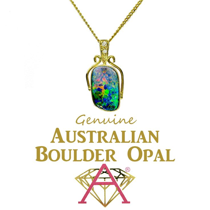 Queensland Boulder Opal.