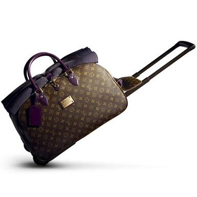Louis Vuitton Luggage :)