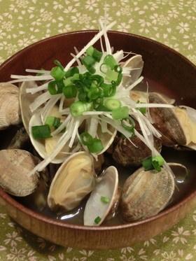 【貝汁(アサリの味噌汁)【砂抜き方付き】】砂抜き方付きなので分かりやすい〜そして美味しい!The recipe includes how to get rid of the sand in the clams, so no need to worry!