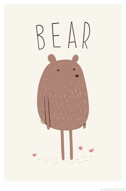 Bear | illustration