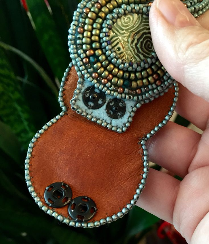 Embroidered Beads: 25+ Best Ideas About Bead Embroidery Jewelry On Pinterest