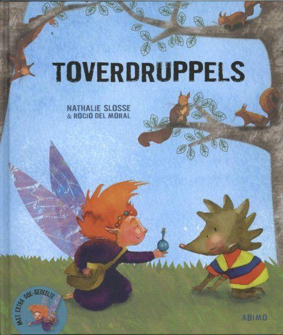 Kinderboek 5 - 8 jaar handgetekende illustraties; zachte kleuren; simpele typografie; grote tekeningen