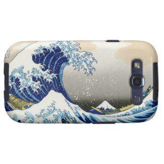 SOLD! - The big wave of Kanagawa Katsushika Hokusai Case-Mate Samsung Galaxy S3 Vibe Case #kanagawa #wave #hokusai #waterscape #masterpiece #art #Japan #samsung #galaxy #s3 #case #cover #gift