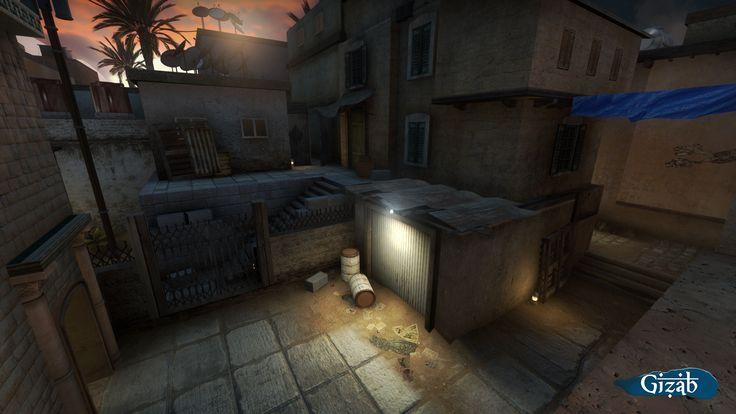 Environment Art, Level Design, Game Art
