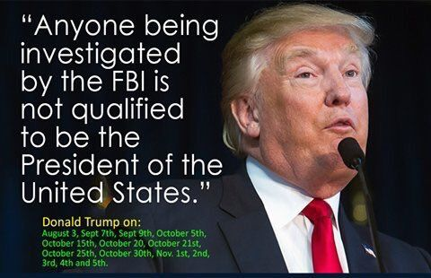 """Donald J. Trump on Twitter: """"You are witnessing the single greatest WITCH HUNT in American political history - led by some very bad and conflicted people! #MAGA"""""""