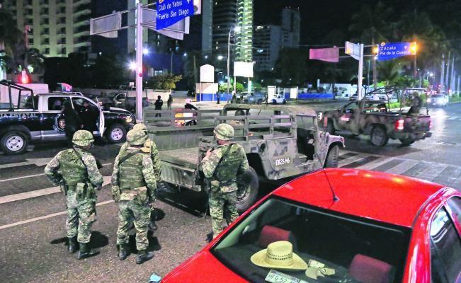 Manuel Hernández Borbolla ] CIUDAD DE MÉXICO * 11 de julio de 2017. The Huffington Post No sólo los asesinatos se han convertido en un problema para Acapulco, considerado el municipio más peligroso del país, ya que el puerto guerrerense también se encuentra entre los 20 municipios de México con...