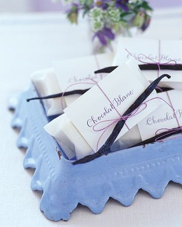 French-Themed Favors