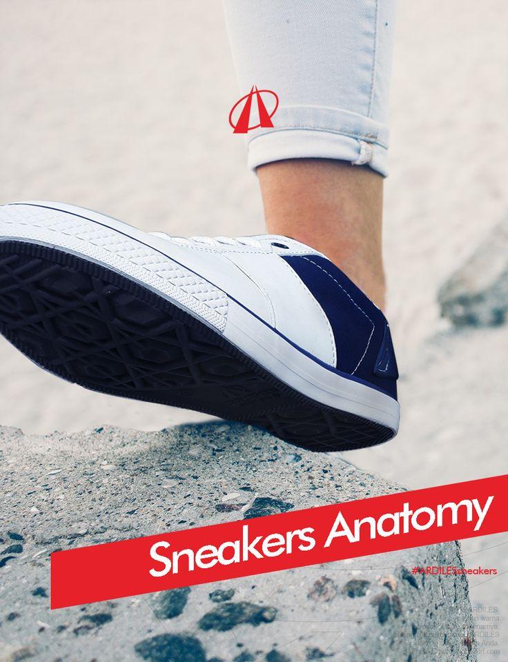 Ardiles Sneakers Lovers pasti sudah sering melihat berbagai jenis sepatu dengan desain yang beragam. Sebenarnya, sepatu memiliki banyak sekali bagian yang saling mendukung untuk menciptakan kenyamanan dan keindahan sepatu.  Sepatu bagian bawah terdiri dari outsole, foxin dan bumper.  Apakah outsole Ardiles Sneakers Lovers sudah licin? Yuk, kunjungi Ardilessneakers.com untuk mendapatkan koleksi terbaru dari Ardiles! 