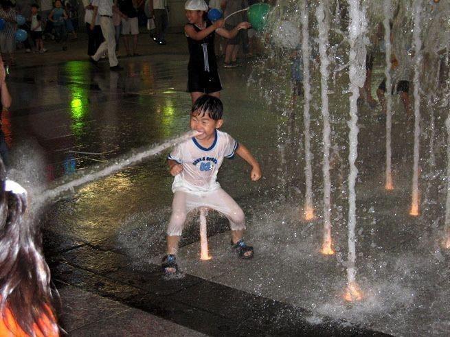 Look Ma, I'm a sprinkler!