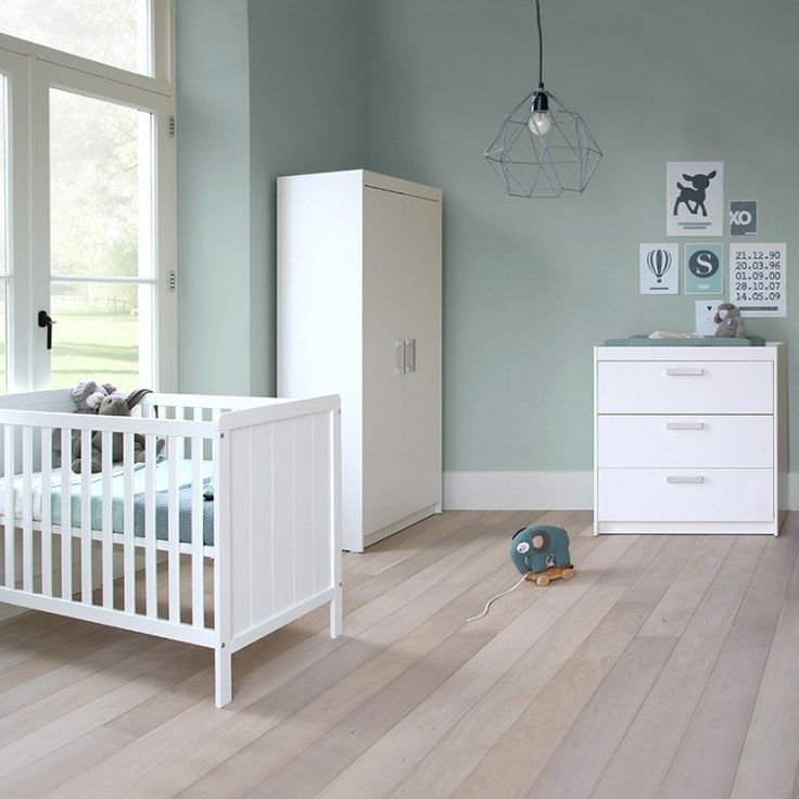 Babykamer Ralph Wit | Babypark