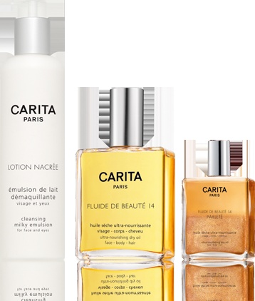 Carita, the classics - Timeless skin care.