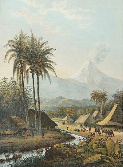 Abraham Salm - Gunug Semaru