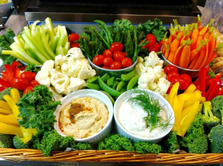 Vegetable Tray Presentation Ideas                                                                                                                                                                                 More