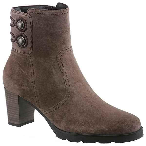 new products 05ee4 7fe2a Gabor Stiefelette mit dezenten Nieten   Schuhe ...