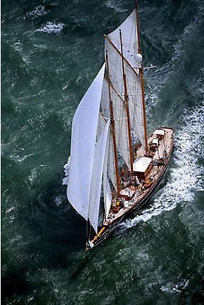 "Sailing Yacht ""Shenandoah of Sark"""