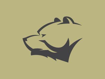 bear logo design - Поиск в Google