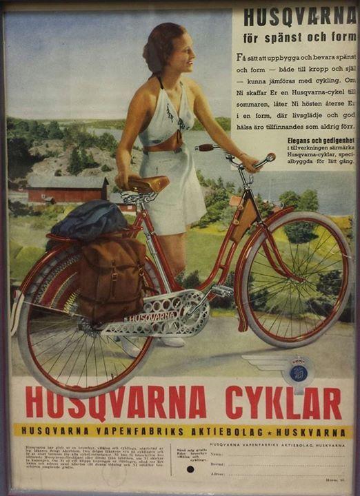 65 best Swedish Vintage Bike Posters images on Pinterest ...