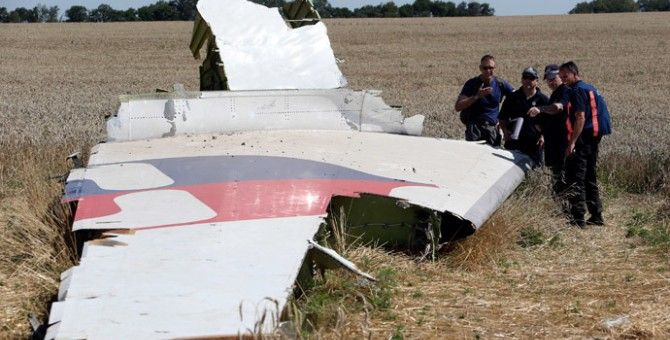 Detecting MH17 victim wearing an oxygen mask