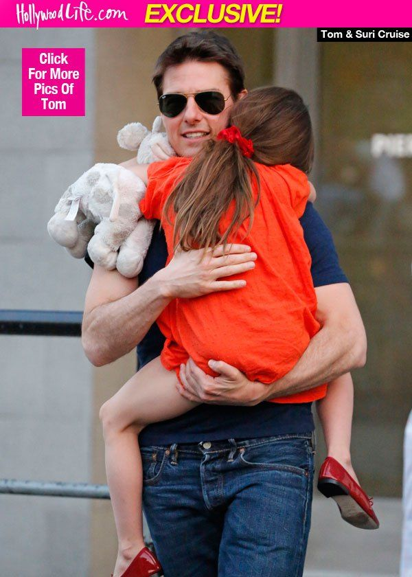 Tom Cruise Leaving Scientology For Suri: 'He'd Face Massive Consequences' — Ex-Member