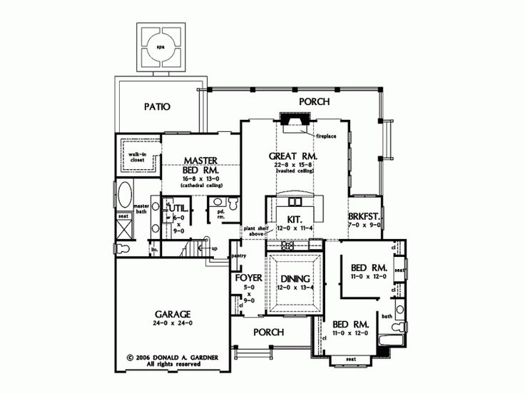18 best House Plans images on Pinterest