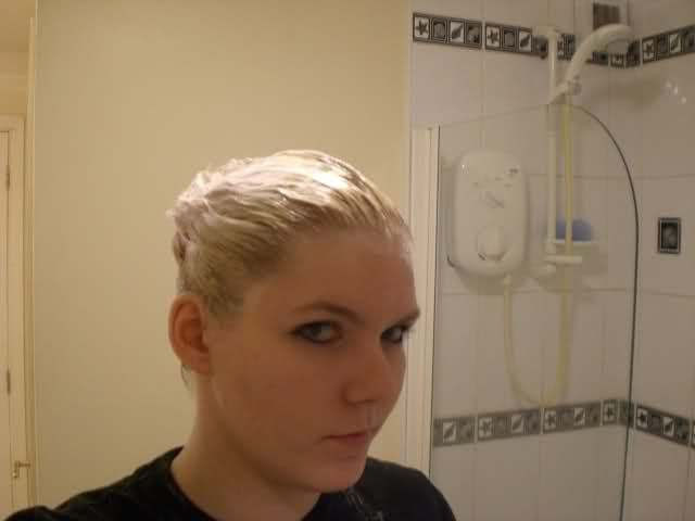 Bleach Bath tutorial - with pictures!