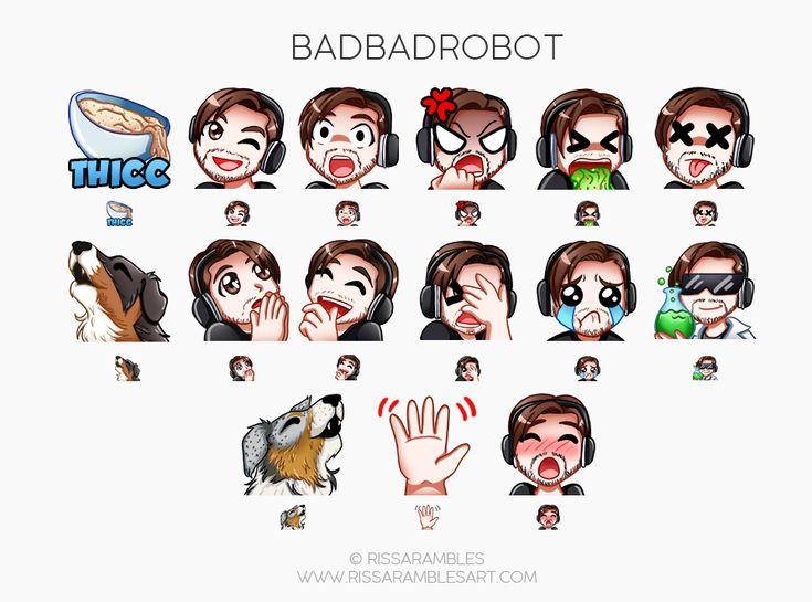 how to make discord emotes