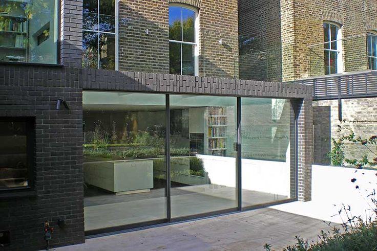 Maxlight sliding doors extension ideas pinterest for Sliding glass doors extension