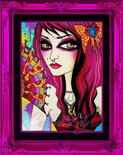 Comunidad Gótica Argentina - Foro gotico dark goth - CallowLily Gallery - Imagenes