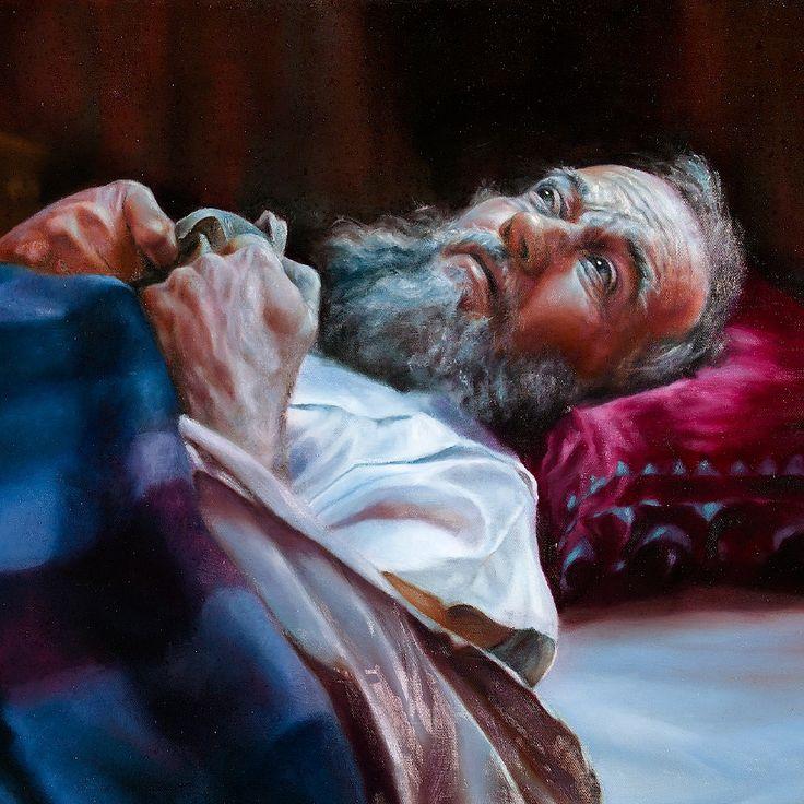 David's Prayer for God's Help During Sickness (Psalm 41)