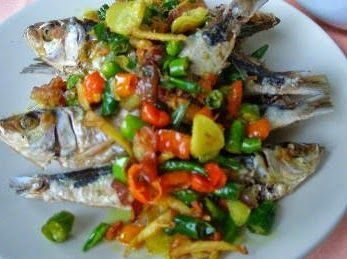 Resep Masakan Indonesia: Resep Pindang Tumis Pedas