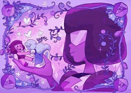 Imagen de steven universe, fusion, and garnet