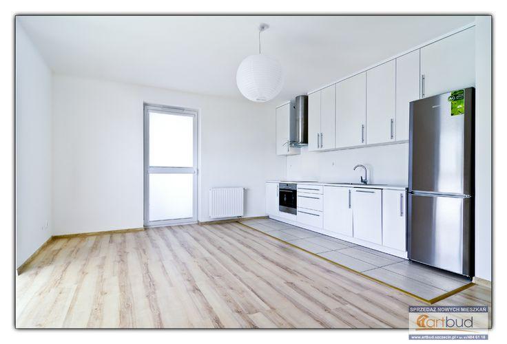 Gotowe mieszkanie na Dunikowskiego, jedyne co nalezy dokupić to meble. http://artbud.szczecin.pl/