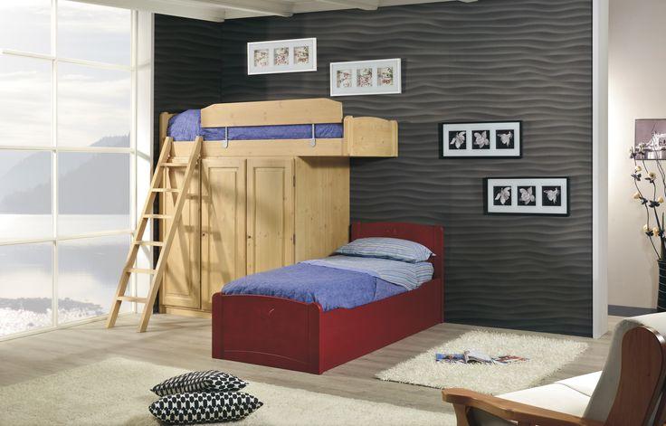 62 migliori immagini camere da letto rustico su pinterest for Case kit cottage 2 camere da letto