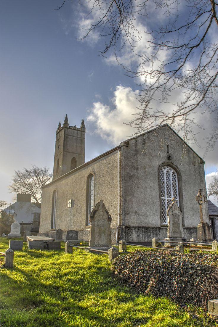 St Baudans Church, Culdaff