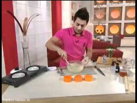 Sabonete Esfoliante de Fubá e Mel\\receita simples do Piter  Paiva\\