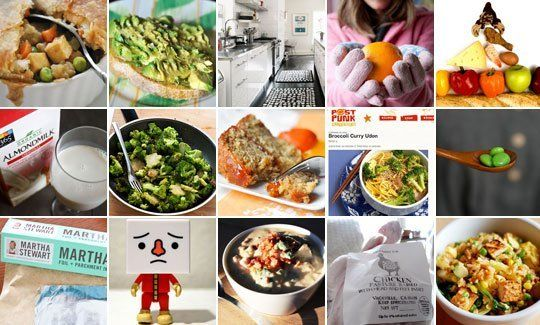 Vegan Dinners and 10 Food Tips to Make You Happy — Most popular posts published January 7-13, 2011