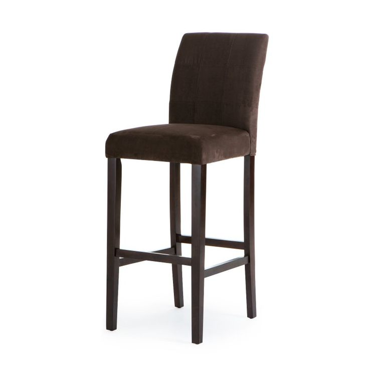 Palazzo 34 Inch Extra Tall Bar Stool - Set of 2 Chocolate - D1482.0080-MP