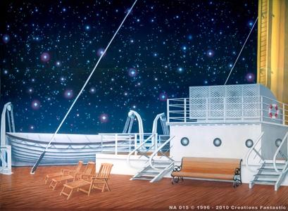 NA 015 Titanic Deck 5