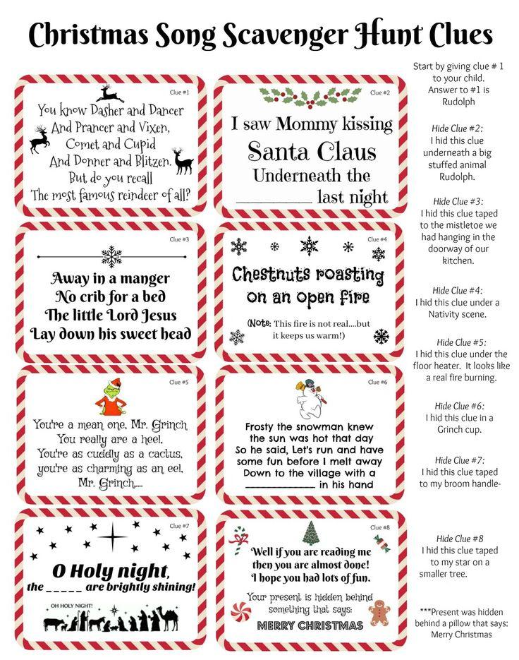 christmas riddles for kids pdf
