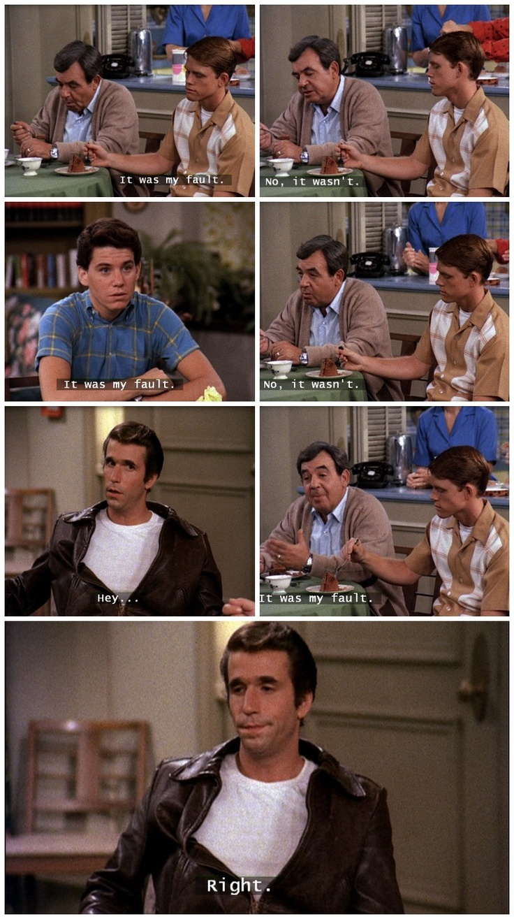 how did ritchie meet fonzie