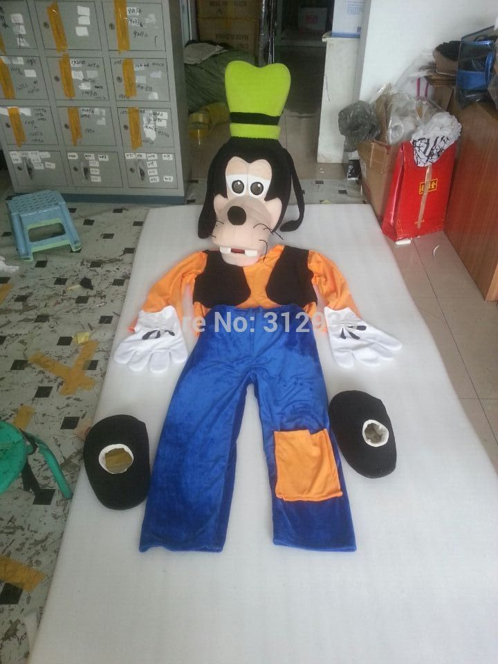 mascot costumes for adults christmas  Halloween Outfit Fancy Dress Suit Free Shipping Goofy dog #Affiliate